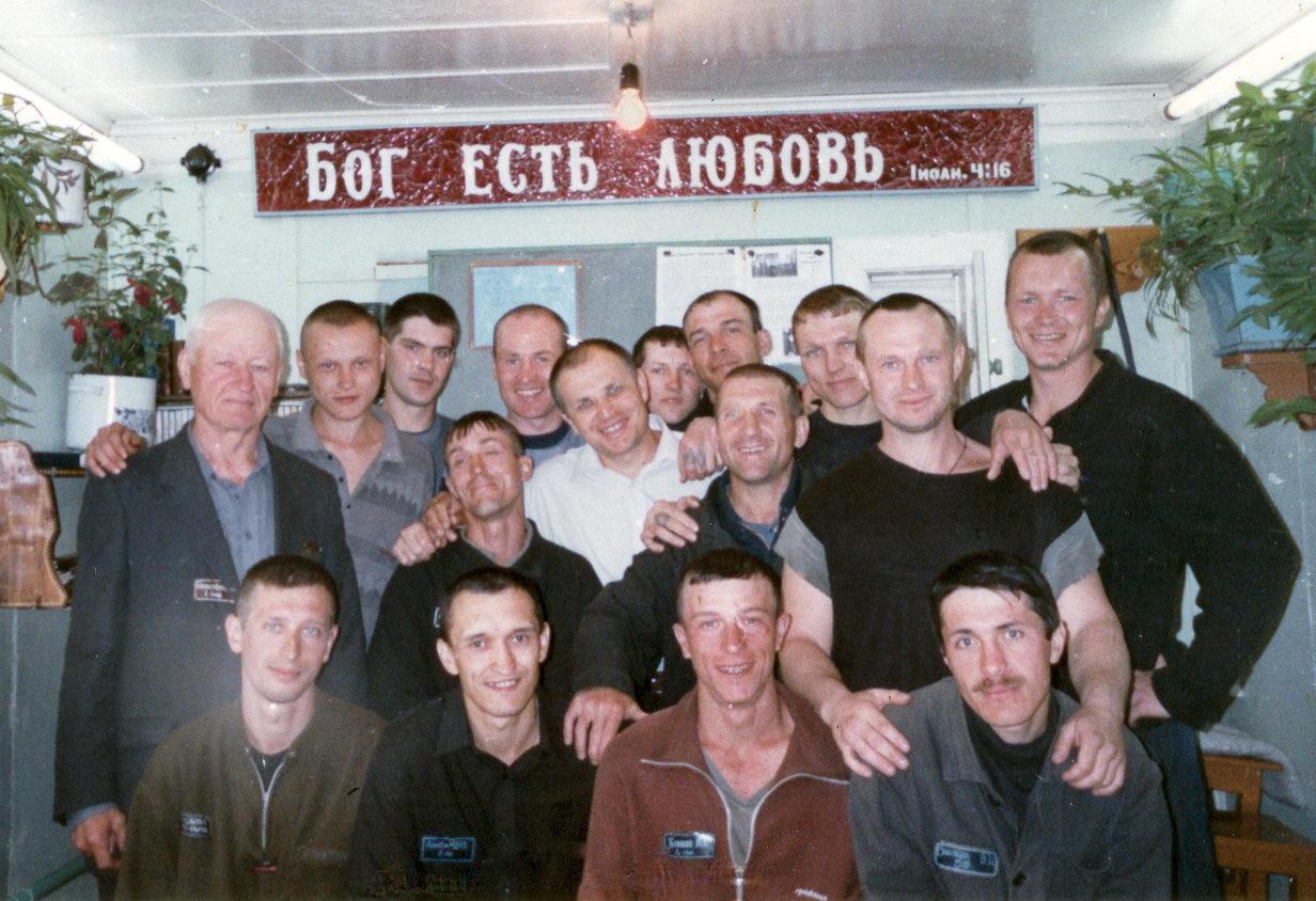 Yuriy-Kolesnik МОБО Духовная Свобода, Москва, Россия