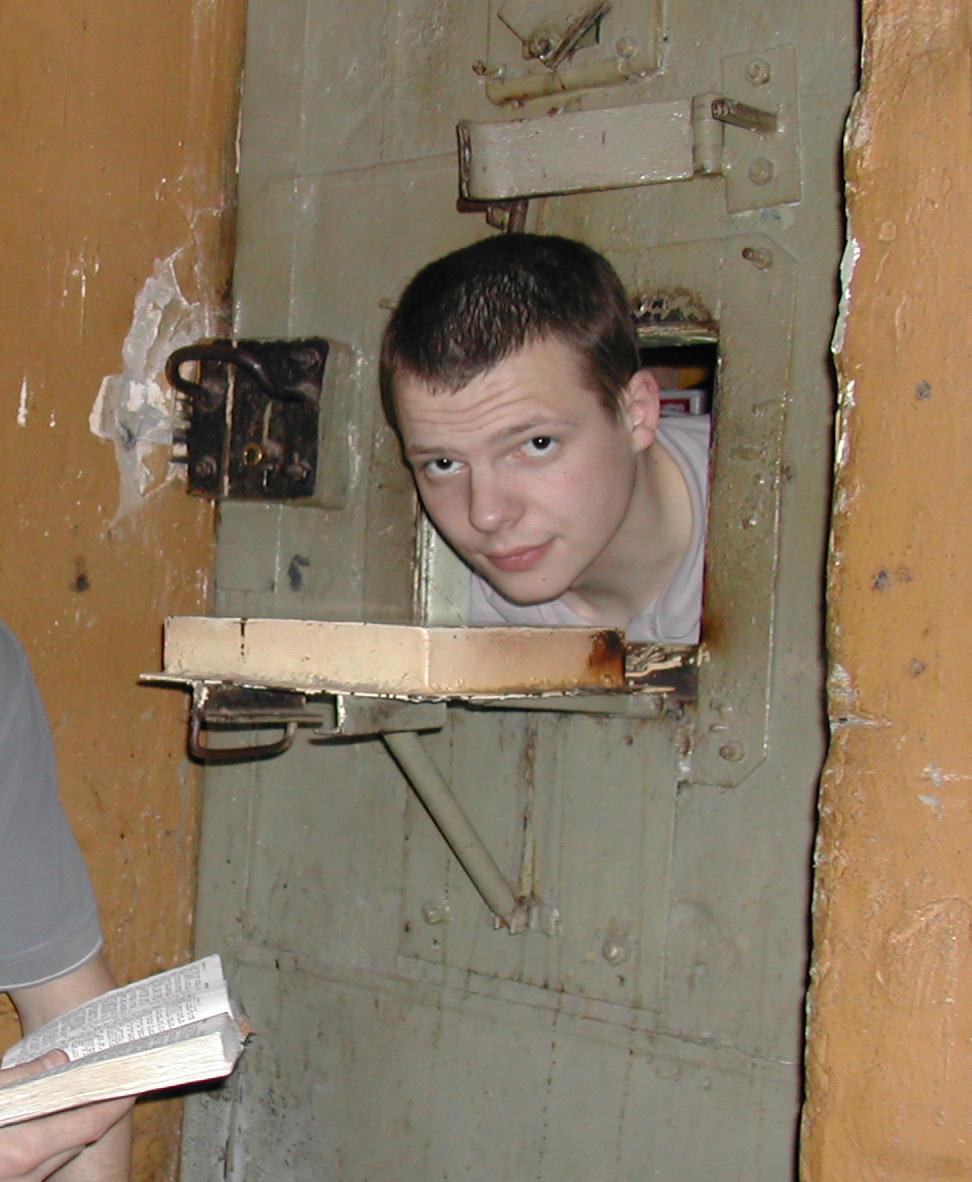 prisoner МОБО Духовная Свобода, Москва, Россия