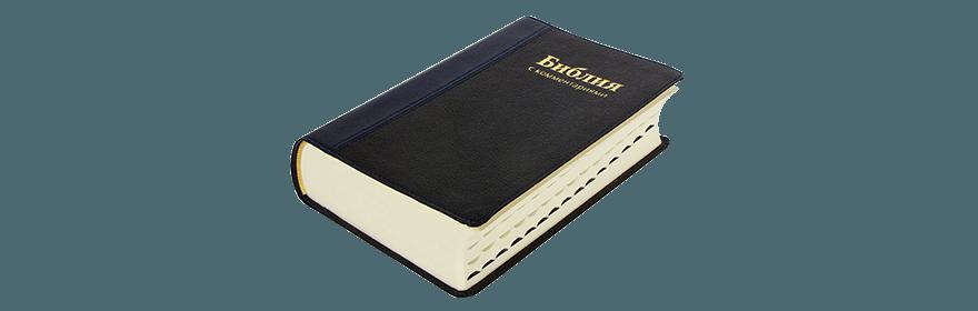 миниатюра рубрики Библия на сегодня сайта христианского тюремного служения Духовная Свобода